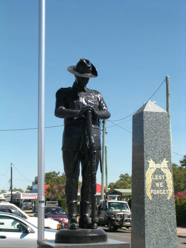 Julia Creek War Memorial
