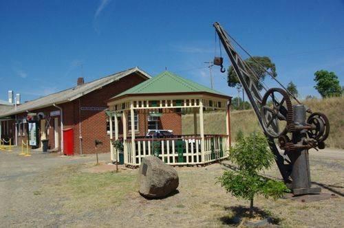 Junee Roundhouse Gazebo