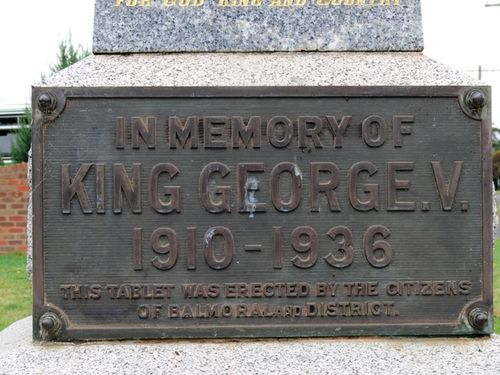 King George V : 28-October-2011