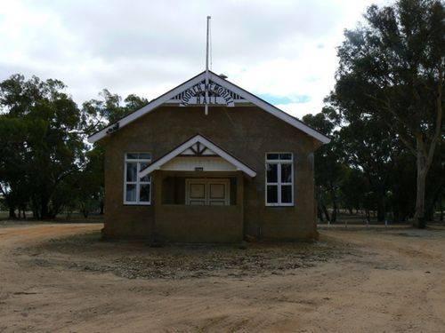 Kooreh Memorial Hall
