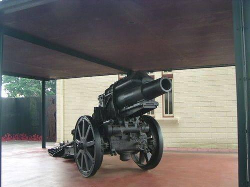 Krupp Cannon