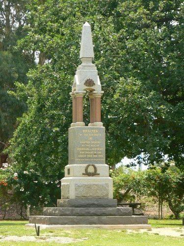Kyabram War Memorial
