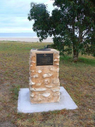 Lake Albert Air Crash Memorial