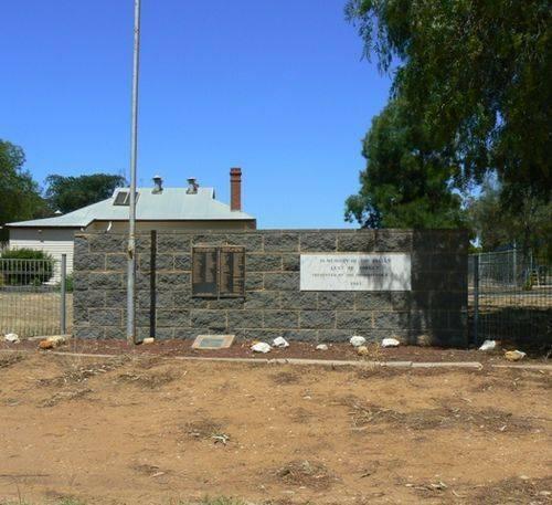Lalbert War Memorial : 28-December-2010