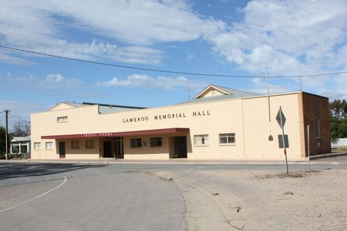 Lameroo Memorial Hall : 16-September-2012