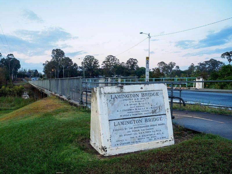 Lamington Bridge :28-October-2015