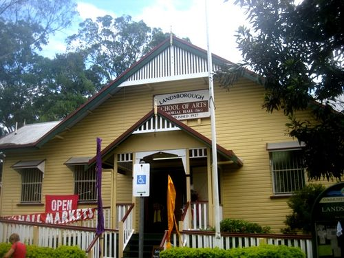 Landsborough Memorial Hall : 13-03-2010