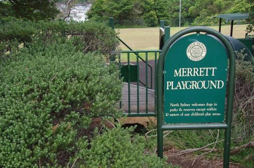 Merrett Playground : May 2014