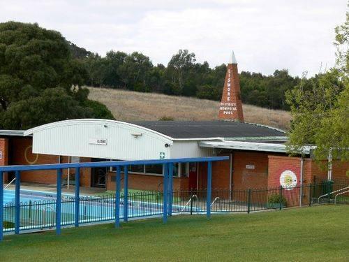 Lismore Memorial Swimming Pool : 08-August-2011