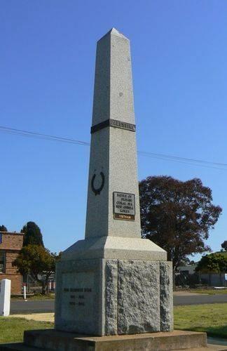 Lismore War Memorial