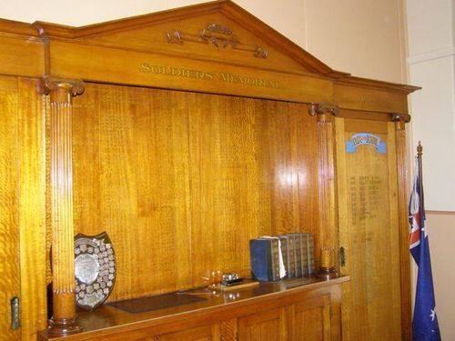 Lithgow Public School Honour Roll 3 : 24-03-2014