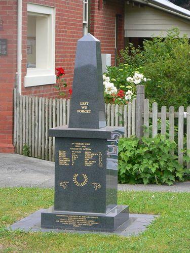 Loch War Memorial