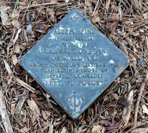 Lone Pine Memorial : 7-September-2011