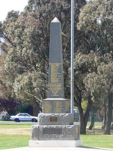 Longford War Memorial
