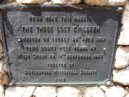 Lost Children Memorial