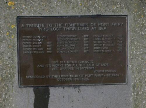 Lost Fishermen Memorial : 17-June-2011