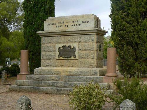 Maldon Stone of Remembrance