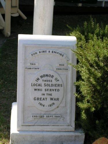 Marburg War Memorial Stones WW1