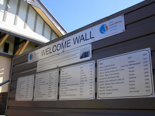Welcome Wall : 16-July-2014