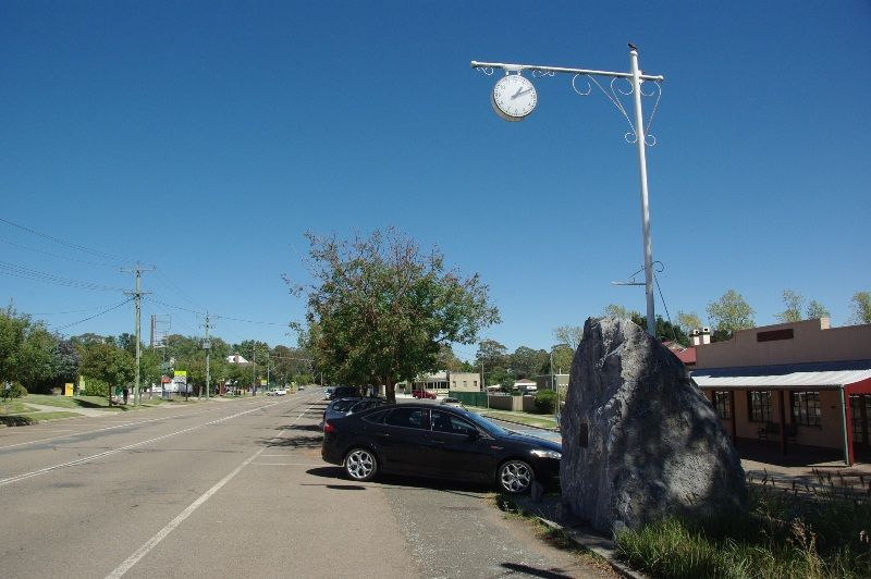 Town Clock : 19-March-2015