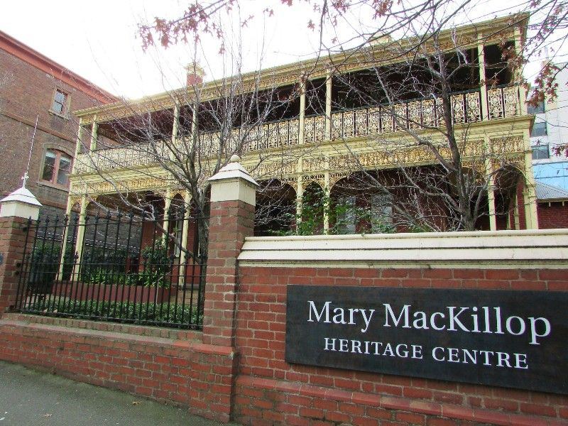 Mary MacKillop: 29-July-2015
