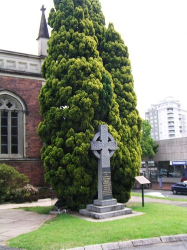 Mavis Parkinson Cross