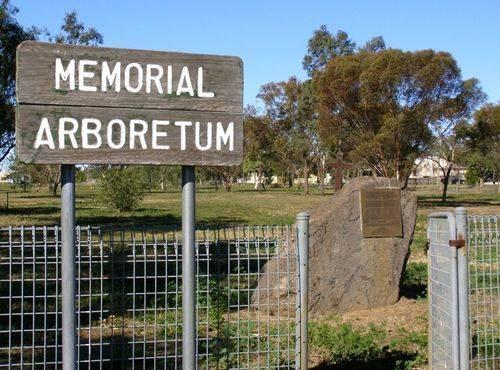 Memorial Arboretum : 01-August-2014