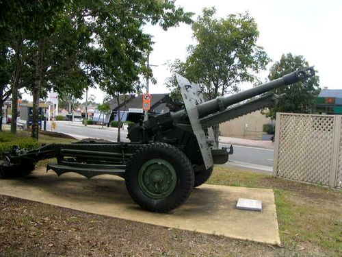 Memorial Field Gun