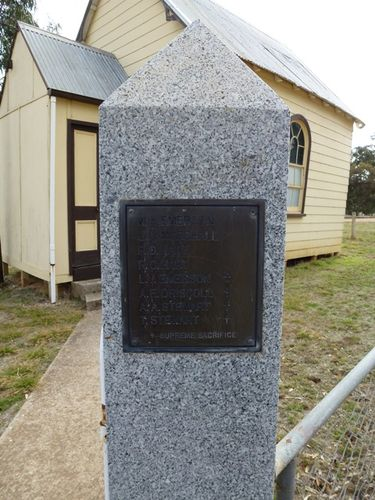 Memorial Gates : 10-March-2012