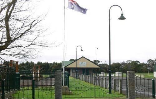 Memorial Gates : 25-August-2011
