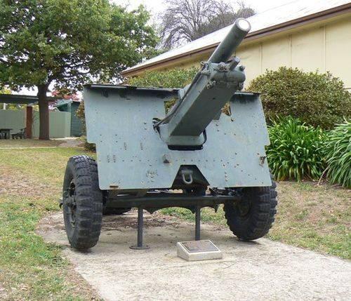 Memorial Gun : 19-April-2012