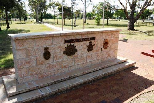 Memorial Walls