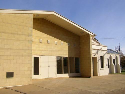Merrigum Memorial Hall : 24-04-2014