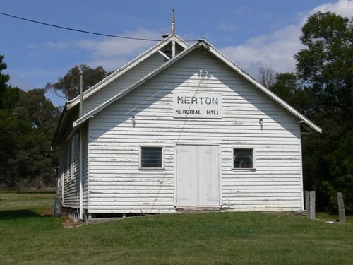 Merton Memorial Hall : 19-October-2011