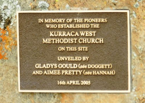 Methodist Church Pioneers : 06-April-2013