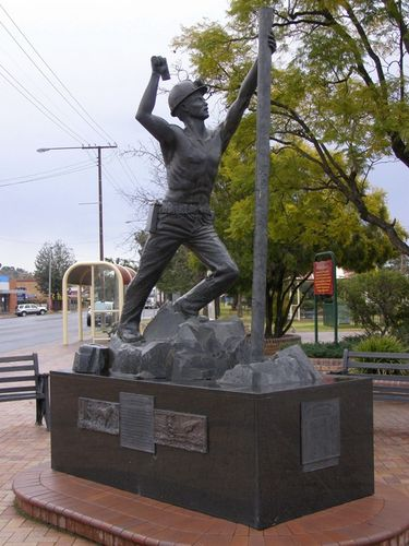 Miners Memorial : 16-August-2014