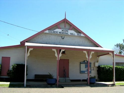 Moore Soldiers Memorial Hall