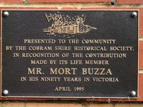 Mort Buzza : 10-August-2011