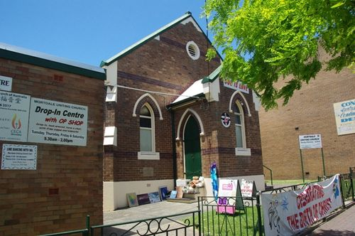 Mortdale Uniting Church : April 2014