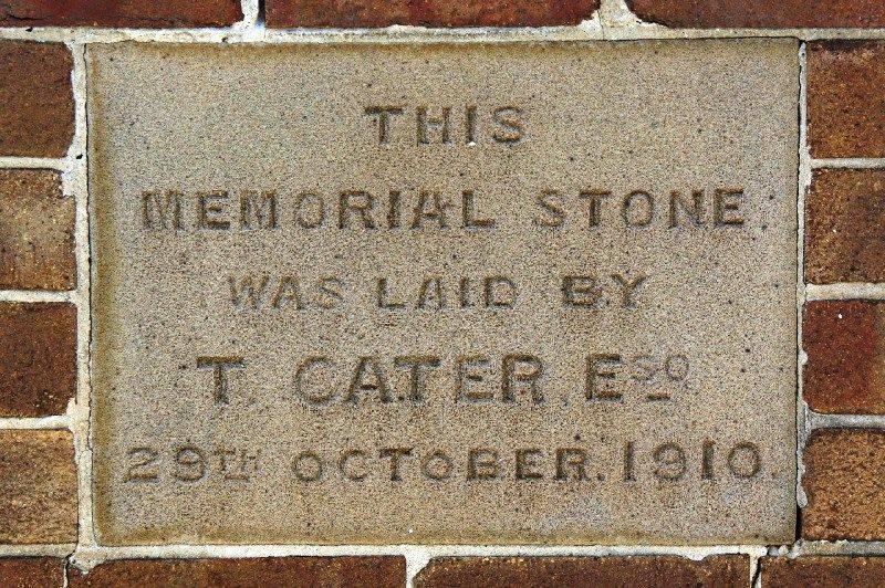 Memorial Stone 2: April-2014