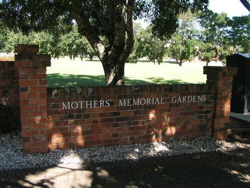 Mothers Memorial Gardens