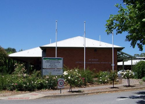 Mount Barker District Soldiers Memorial Hospital : 14-January-2011