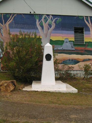 Mount Garnet War Memorial
