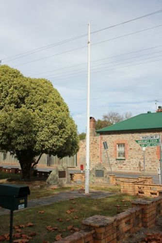 Mount Pleasant & District World War Two Honour Roll : 05-May-2012