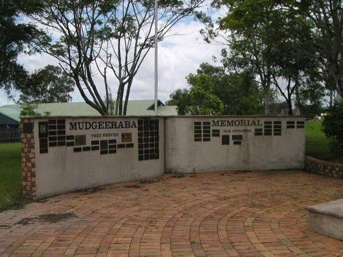 Mudgeeraba Memorial