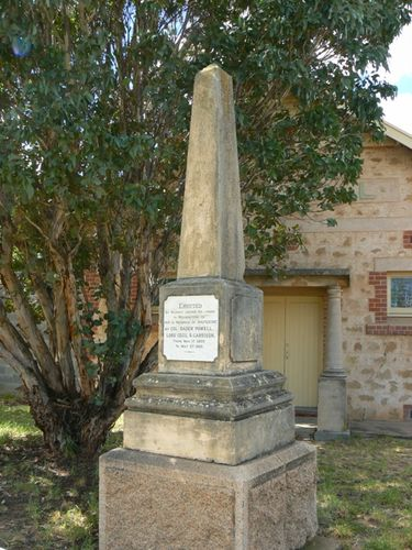 Murray Bridge Boer War Memorial