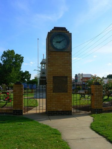 Nagambie Memorial Clock Tower