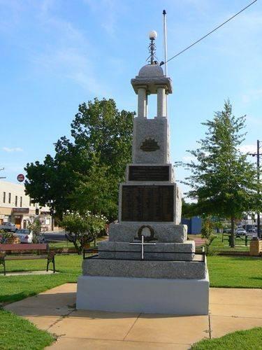Nagambie War Memorial