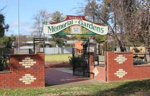 Nathalia Memorial Gardens : 09-August-2011