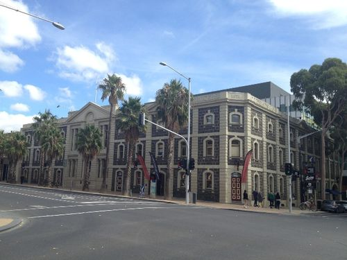National Wool Museum : March 2014
